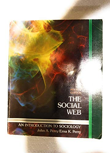 9780060451295: Social Web: Introduction to Sociology