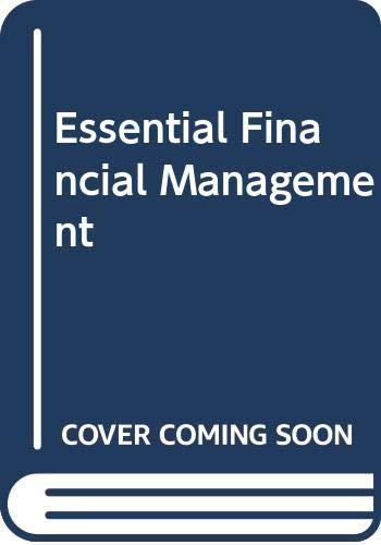 9780060451677: Essential Financial Management
