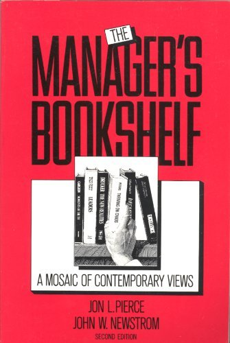 9780060451691: The Manager's Bookshelf: A Mosaic of Contemporary Views