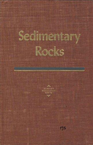Sedimentary Rocks: F.J. Pettijohn