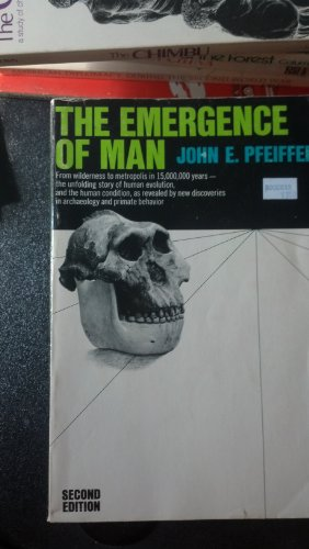 9780060451950: Emergence of Man