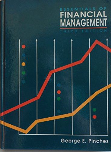 9780060451981: Essentials of Financial Management
