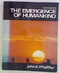 9780060452018: The Emergence of Humankind