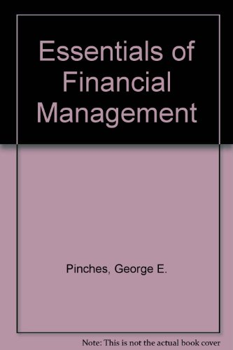9780060452131: Essentials of Financial Management