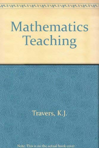 9780060452339: Mathematics Teaching
