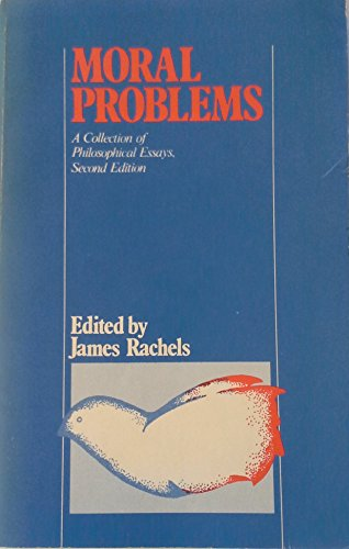 9780060453077: Moral Problems: A Collection of Philosophical Essays