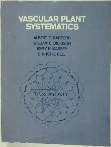 9780060453091: Vascular Plant Systematics