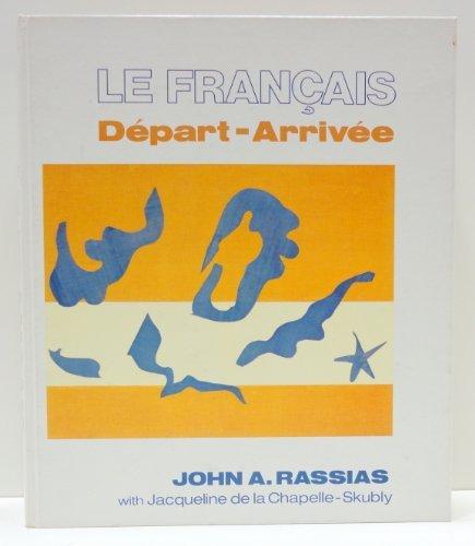 9780060453169: Le français: Départ-arrivée