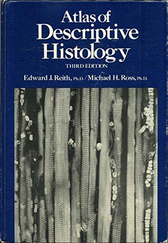 9780060453688: Atlas of Descriptive Histology
