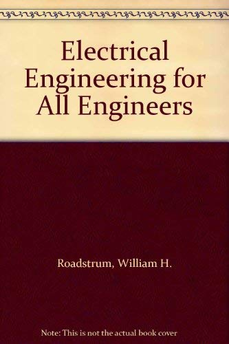 9780060454418: Electrical Engineering for All Engineers