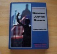 9780060455163: Introduction to the Criminal Justice System