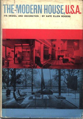 9780060455507: Modern House, U.S.A.