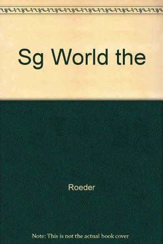 9780060455590: Sg World the