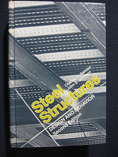 9780060456948: Steel structures: Design and behavior (Series in civil engineering)