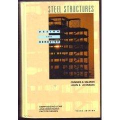 9780060457037: Steel Structures: Design and Behaviour