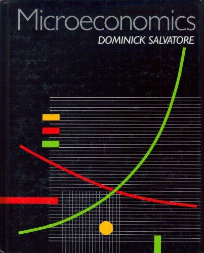9780060457044: Microeconomics