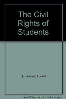 9780060457761: The Civil Rights of Students (Critical issues in education)