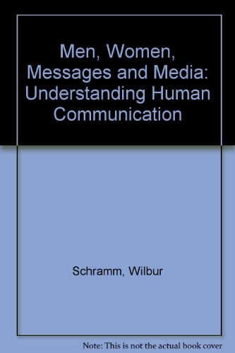 9780060457983: Men, Women, Messages, and Media