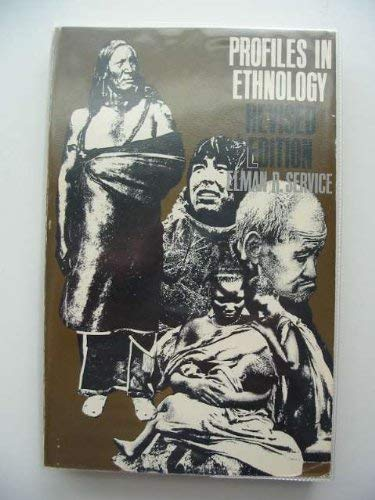 9780060459116: Profiles in Ethnology