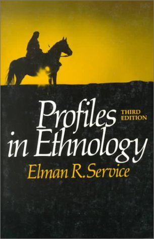 9780060459123: Profiles in Ethnology
