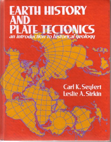 9780060459192: Earth History and Plate Tectonics: An Introduction to Historical Geology