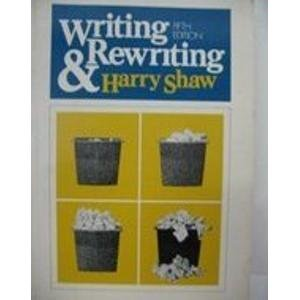 9780060459734: Writing and rewriting