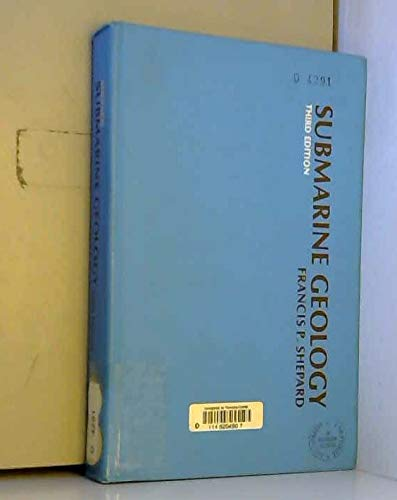 9780060460914: Submarine Geology