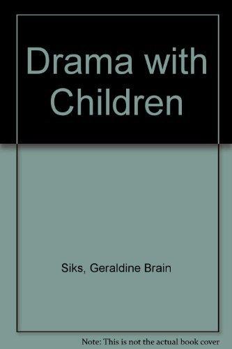 9780060461522: Drama With Children
