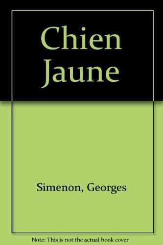 9780060461638: Le Chien Jaune