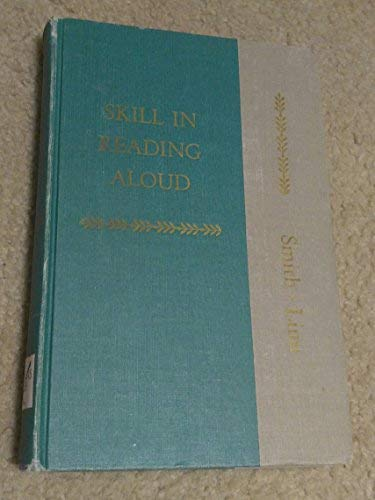 Skill in Reading Aloud: Joseph F. Smith,