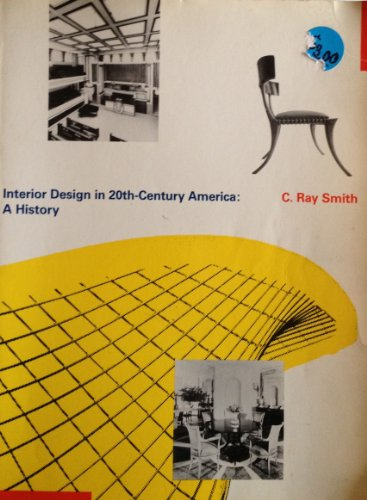 9780060463229: Interior Design in 20Th-Century America: A History