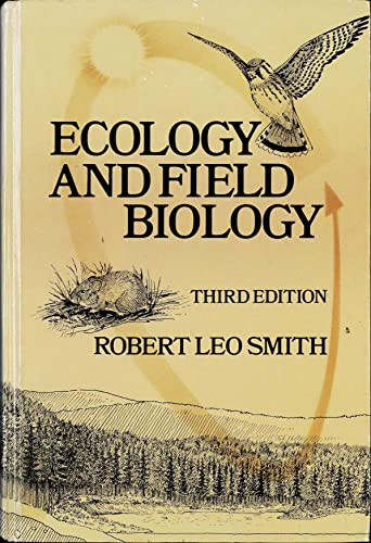 9780060463298: Ecology and field biology