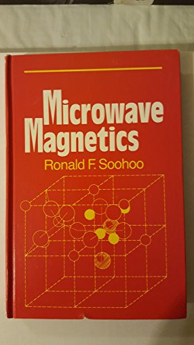9780060463670: Microwave Magnetics