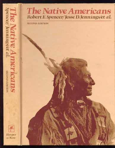 9780060463717: The Native Americans: Ethnology and Backgrounds of the North American Indians