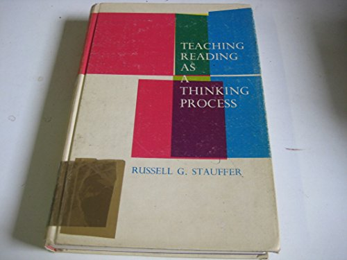 9780060464073: Teaching Reading as a Thinking Process