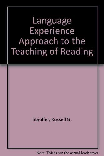 9780060464080: Language Experience Approach to the Teaching of Reading