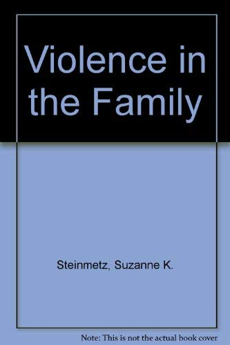 9780060464196: Violence in the Family