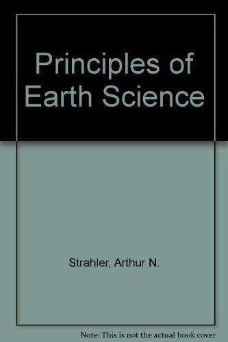 9780060464516: Principles of Earth Science