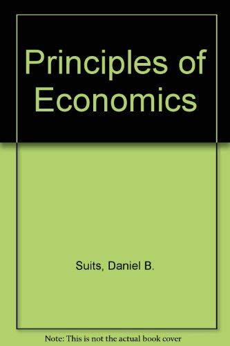 9780060465285: Principles of Economics