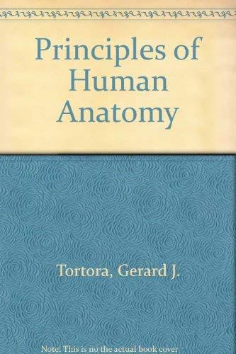9780060466343 Principles Of Human Anatomy Abebooks Gerard J