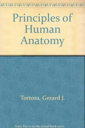 9780060466343: Principles of Human Anatomy