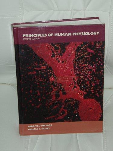 9780060466589: Principles of Human Physiology