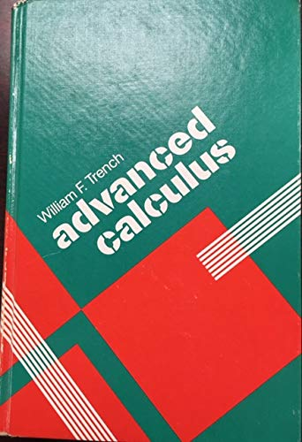 9780060466657: Advanced Calculus