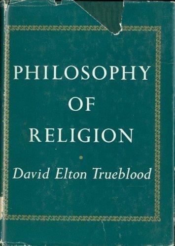9780060466909: Philosophy of Religion