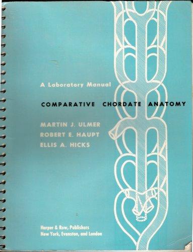 9780060467203: Comparative Chordate Anatomy