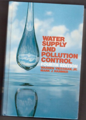9780060468217: Water Supply and Pollution Control