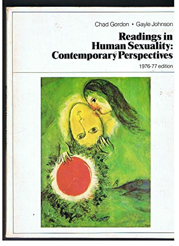 9780060470845: Readings in Human Sexuality Contemporary