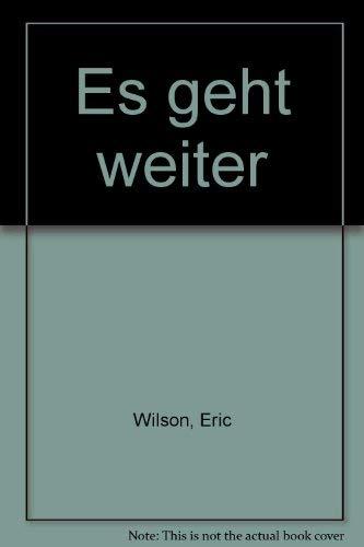 9780060471453: Es geht weiter (German Edition)