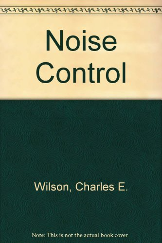 9780060471552: Noise Control: Measurement, Analysis, and Control of Sound and Vibration