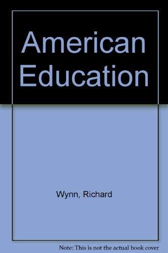 9780060472931: American Education
